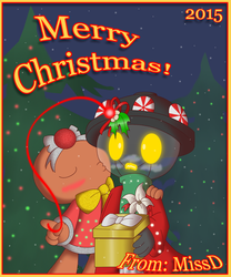 Christmas 2015 by MissD76