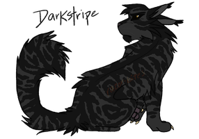 030. Darkstripe by daisyrazors