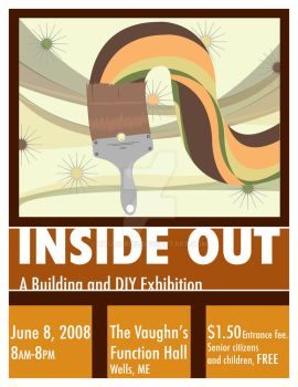 Inside Out flyer by kyumori82