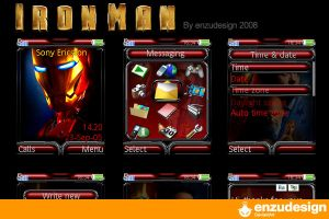 IRONMAN by enzudesign 2008 by EnzuDes1gn