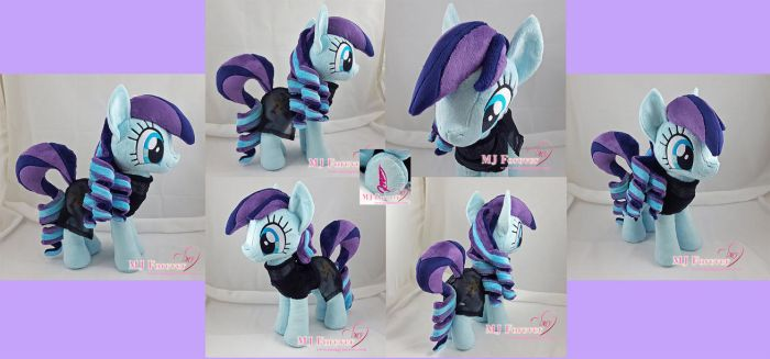 Countess Coloratura (RaRa) plush by moggymawee