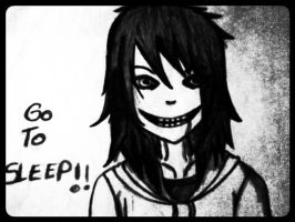 Jeff The Killer by bloody-kazu