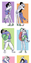 Tadashi Hamada the cuddle monster by kemiobsesses