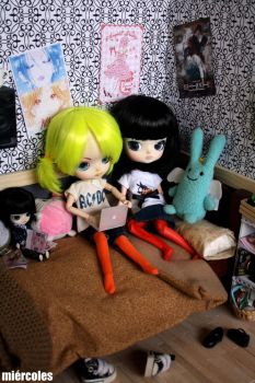 Dolls life... by miercoles666