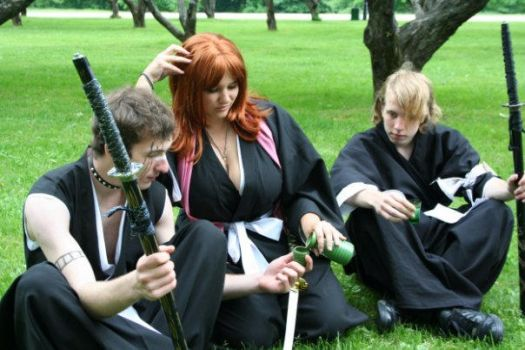 Bleach cosplay 6 june 3 by Enaya-TheWhiteWolfen