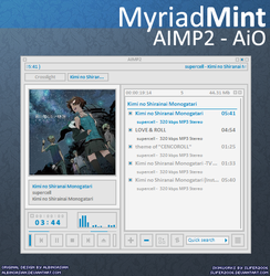 MyriadMint AiO for AIMP2 by Slifer2006