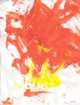 Jennys Art  - Fire by Gorpo
