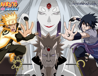 Naruto Shippuden - The Yin and the Yang by DennisStelly