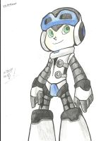 Beck! the MIGHTY NO 9! by worldofhammy