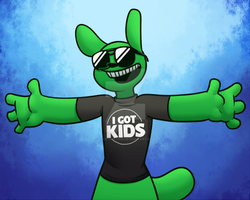 I Got Kids by LuckyNothin