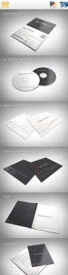 Creative Corporate Identity by flash-infinity