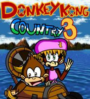 Donkey Kong Country 3 by conkeronine