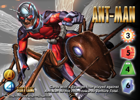 Ant-Man (Scott Lang) Character by overpower-3rd