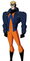 Animal Man - Justice League Unlimited by JTSEntertainment