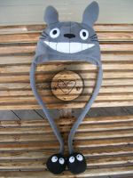 My Neighbor Totoro Hat by Jacqueline-Victoria