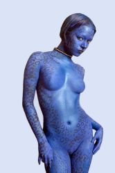 My Own Kitty 1 by BareBeautyBodypaint