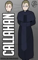 Father Callahan Reference Sheet by VoraciousRose