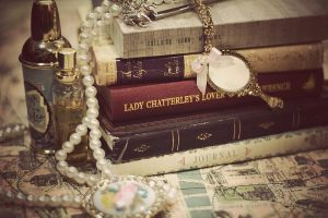 the chatterley lady's table by xue-ying