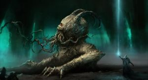 Call Of Cthulhu by ChrisCold