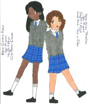I and my Friend! by TanyEllen