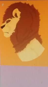 Lion by PricelessGuru