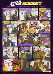 Dash Academy capitulo 6 parte 7 espanol by Saru-lePegasister