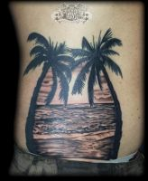 Palm Beach by state-of-art-tattoo