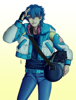 Aoba and Ren by Worldend-Dominator
