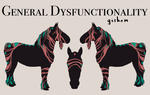 347 General Dysfunctionality by B3AR-CH13F