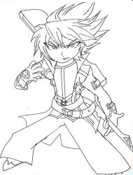 Ragna The BloodEdge by TyAnimations321