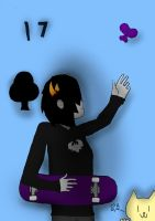 17th birthday challenge(homestuck) by Shotgungamer8