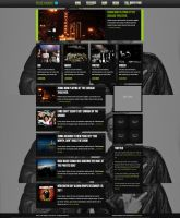 Fuse Music Wordpress Theme by Marc3ll