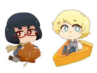 Fall Cheebs by Artist-squared