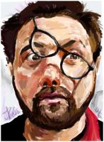 Kevin Smith by Jodee