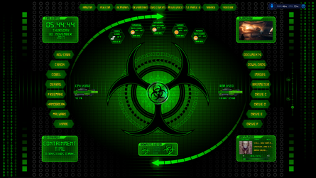 Biohazard 1.0 by oldcrow10