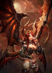 Succubus by inshoo1