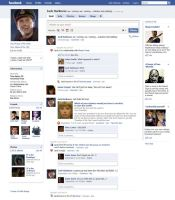 Jack Harkness' Facebook Page by The-Hellish-Gnome
