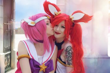 Star Guardian of love by YashiroTeishi