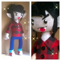 Marshall Lee Improved by TiffyyyCuppyCake
