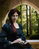 Ye Olde Wiccan Tome by Sophia-Christina