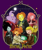 Hocus Pocus Time by Ruru-W