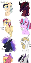 Shipping Adopts Galore[CLOSED] by DreamCloudAdopts