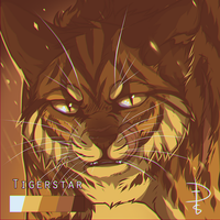 [CHALLENGE] - Tigerstar [Pumpkaboo] by Fox-Desert