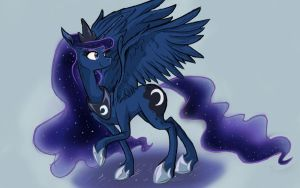 Princess Luna by Lx8-2
