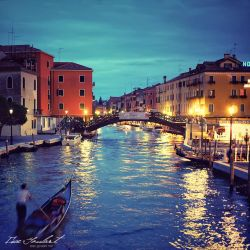 Venice Nights by IsacGoulart