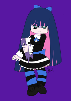 Stocking Anarchy by SirQueso