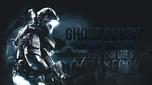 Ghost Recon Future Soldier by Mrsheloner