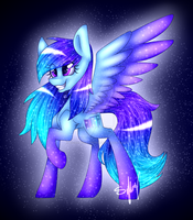 :Northern Lights- Commission: by xXCosmicCarrotXx