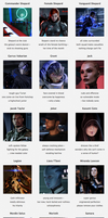 Mass Effect Haiku by VirtualAlex