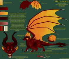 Hellfang Reference by PhantomStalker